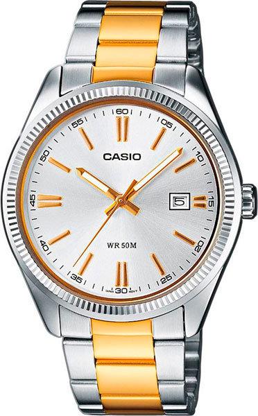 Часы Наручные CASIO MTP-1302PSG-7A