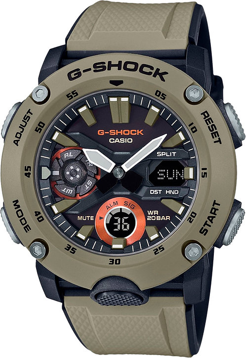 Часы Наручные CASIO GA-2000-5A