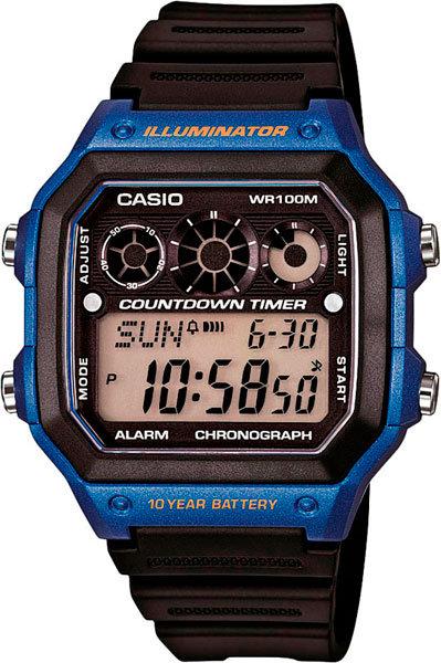 Часы Наручные CASIO AE-1300WH-2A