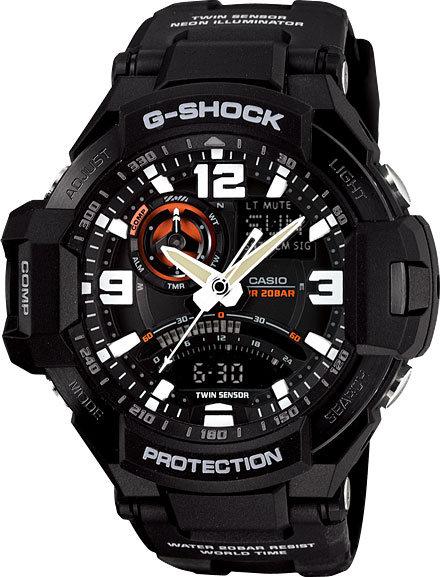 Часы Наручные CASIO GA-1000-1A