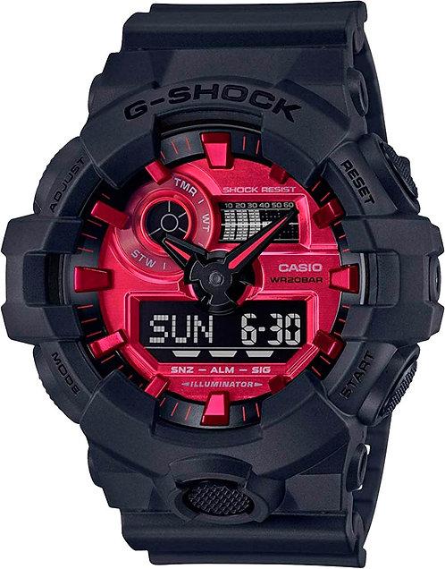 Часы Наручные CASIO GA-700AR-1A