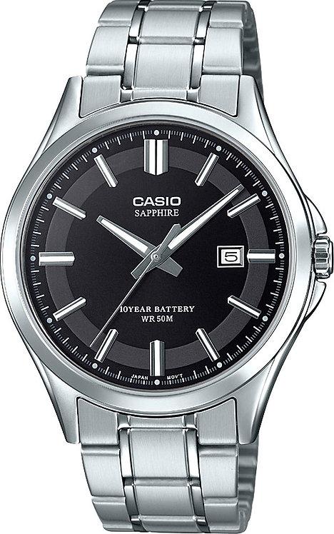 Часы Наручные CASIO MTS-100D-1A