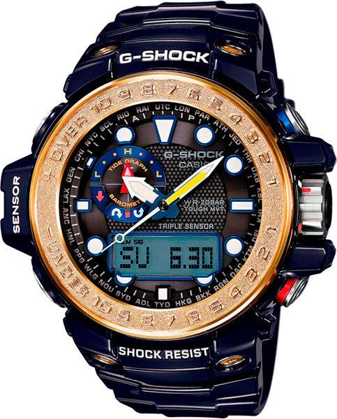 Часы Наручные CASIO GWN-1000F-2A