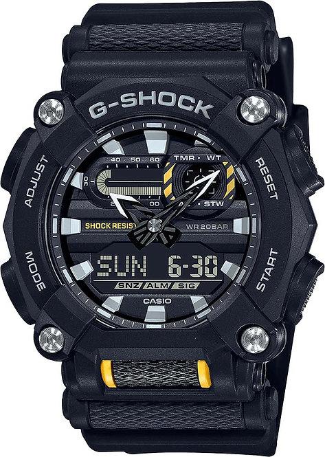 Часы Наручные CASIO GA-900-1A