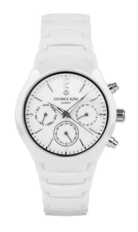 Часы Наручные GEORGE KINI GK.36.6.2W.1S.7.1.0