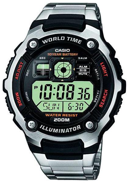 Часы Наручные CASIO AE-2000WD-1A