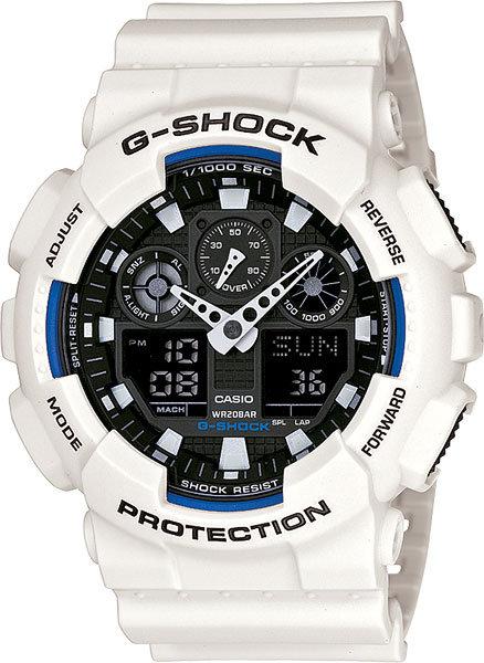 Часы Наручные CASIO GA-100B-7A