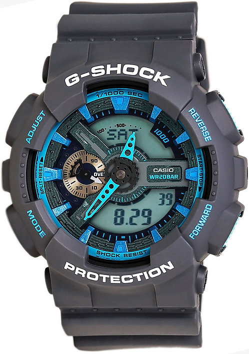 Часы Наручные CASIO GA-110TS-8A2
