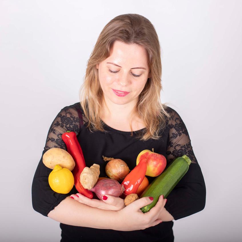 Madeleine gezond eten