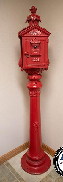 Fire Box #1222