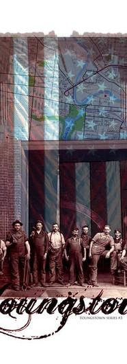 Youngstown Series 3. Tony Nicholas, Artist