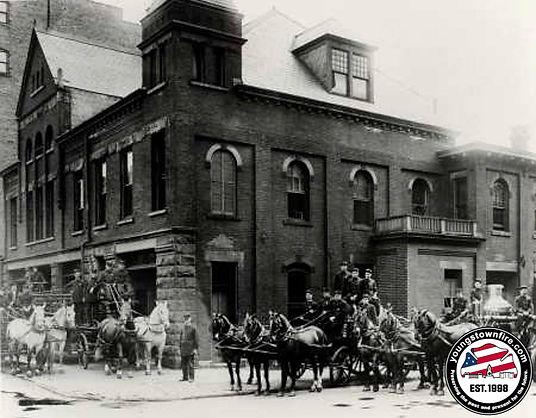 Central Fire Station pre-1914.