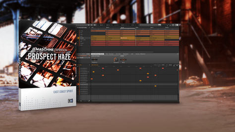 """Native Instruments release """"Prospect Haze"""" Maschine Expansion from Raw Cutz!"""