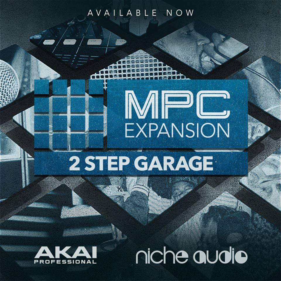 2 Step Garage Akai MPC