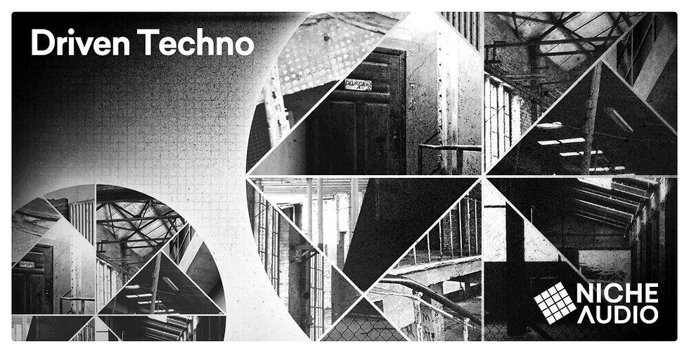NICHE_Samples_Sounds-DRIVEN-TECHNO-1000-