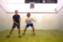 brighton squash club league