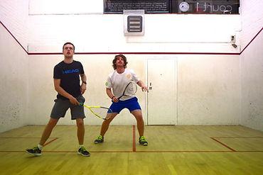 brighton squash club league