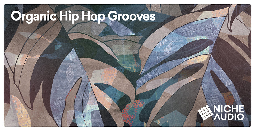 NICHE ORGANIC HIPHOP GROOVES
