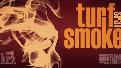 Turf Smoke released - featuring all new kits for Maschine and Ableton Live!