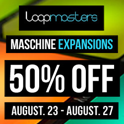Save 50% on Niche Audio Packs in the Loopmasters Maschine Flash Sale