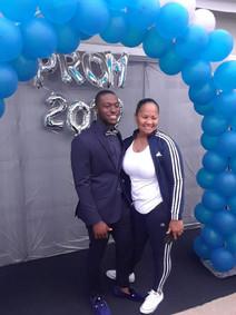 Dr. Juanita & Bro. Isaiah