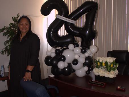 24th Anniversary Service