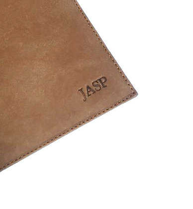 ENGRAVE YOUR LEATHER