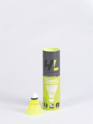 HL Nylon Shuttlecock (Medium Speed)