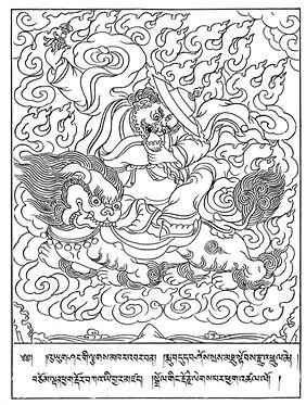 Dorje Legpa Dharmapala