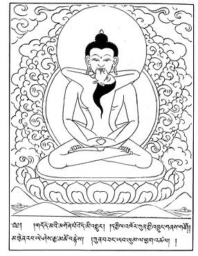 Samantrabhadra Yab Yum