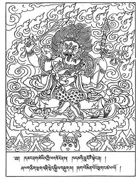 Mahakala Dharmapala