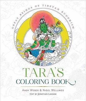 Tara's Colouring Book