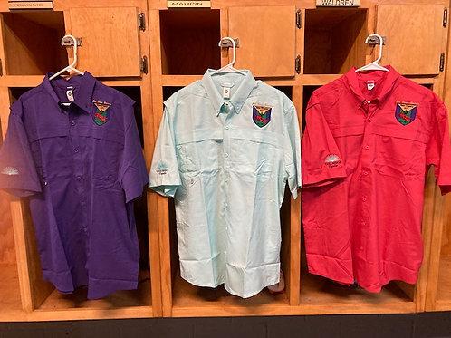 Les Vieux Garcon Fishing Shirts