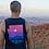 Thumbnail: Charcoal Tank Top Phoenix Sunset