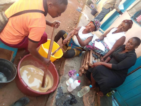 How CAWI have empowered over 100 women in Cameroon with soap production