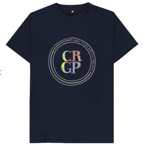 Black t-shirt (Kim Ho Cross River Gorilla Collection)