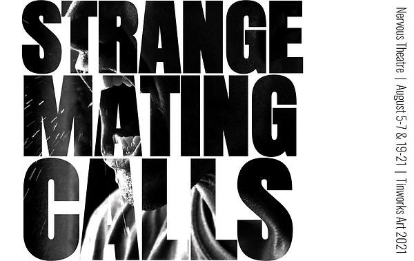 strange mating calls poster.png