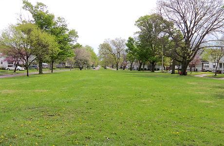 J M Clokey Park, Spring 2016