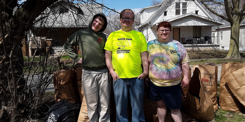 Adopt-A-Street Beautification Project