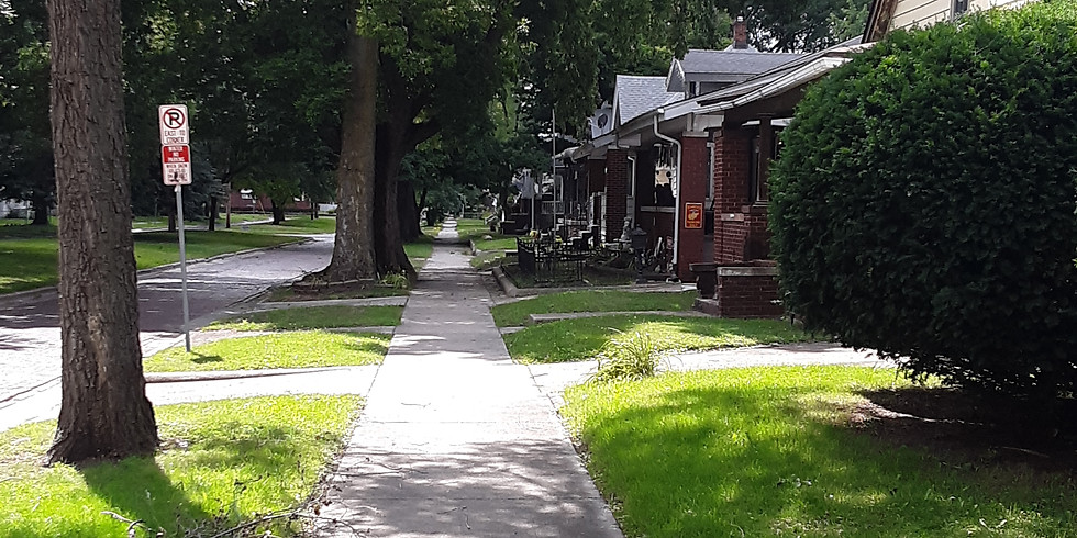 Sunday Neighborhood Walk