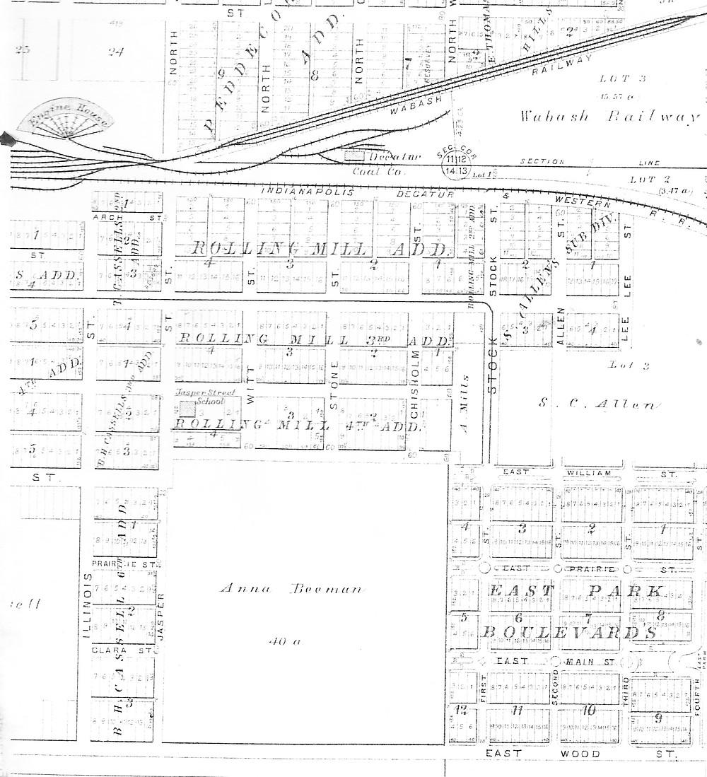 1891 Atlas.