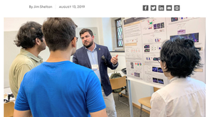 REVU Featured in Yale News: REVU puts 'boots on the ground' by Jim Shelton