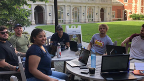 The first class of REVU fellows is on campus!