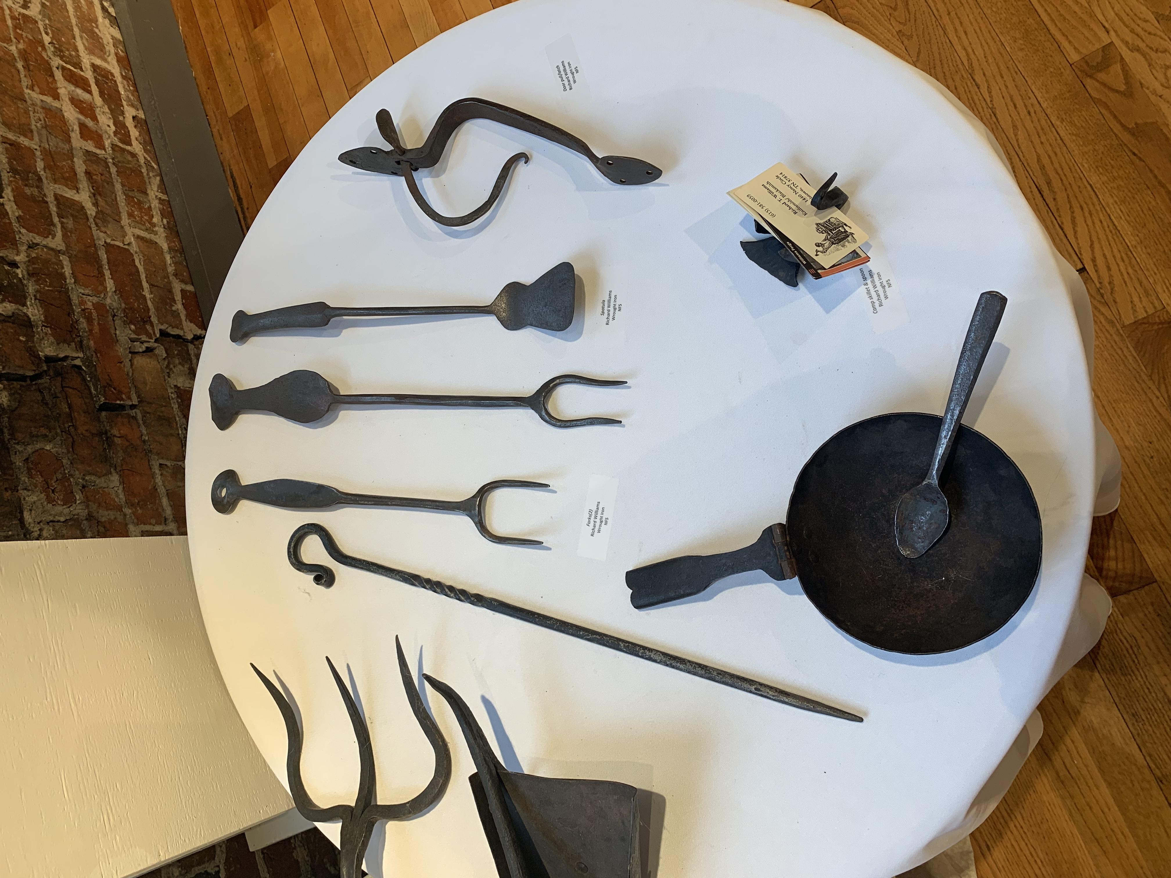 Wrought Iron Assortment