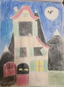 by Kishi Truong  6th grade