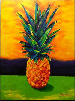 A Warm Welcome (Pineapple)