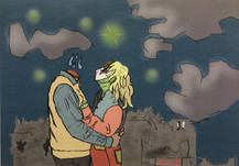 Post Apocalyptic Embrace