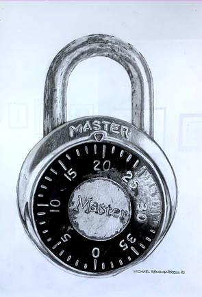 MHS Locker 614