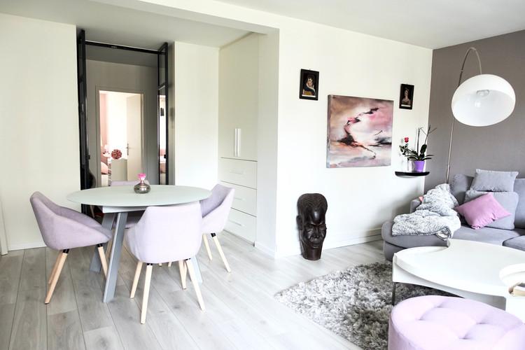 rénovation complète d'un appartement parisien à paris