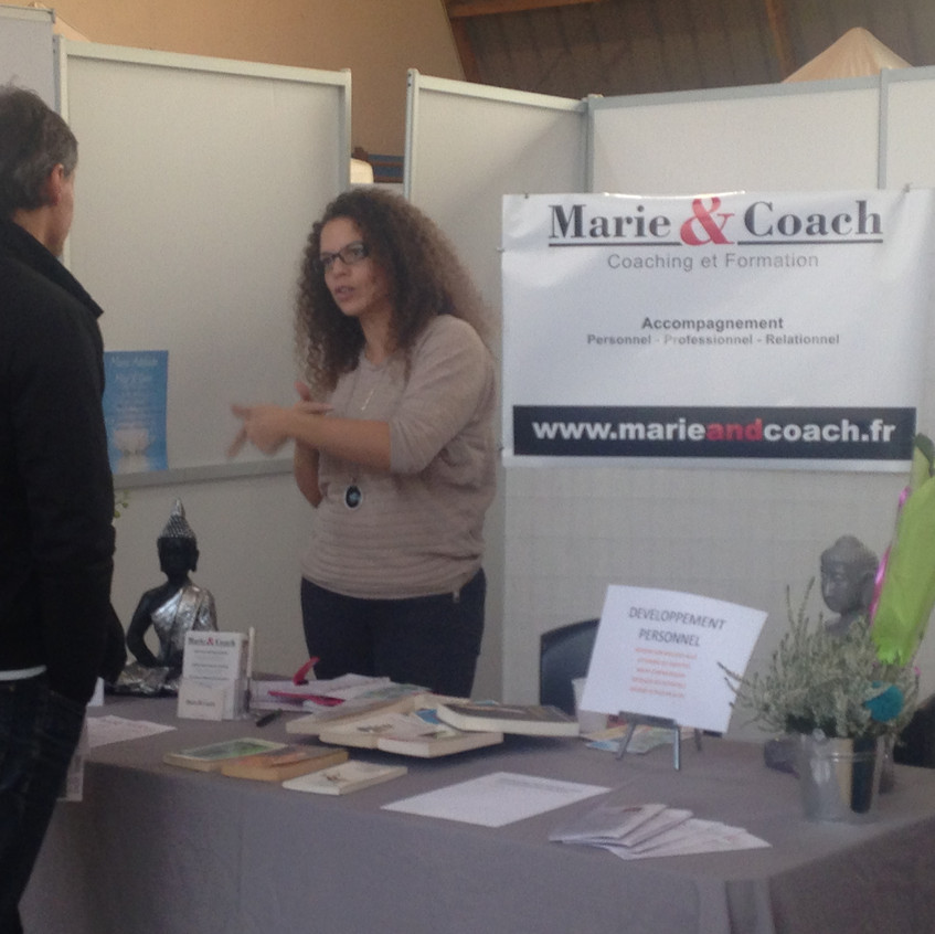Marie Adélaïde Coach certfiée,Maitre Praticien en PNL Formatrice